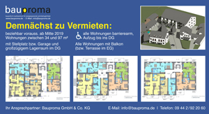 Bauproma Vermietung Weihermühle
